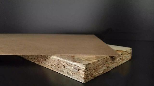construction use wood panels OSB