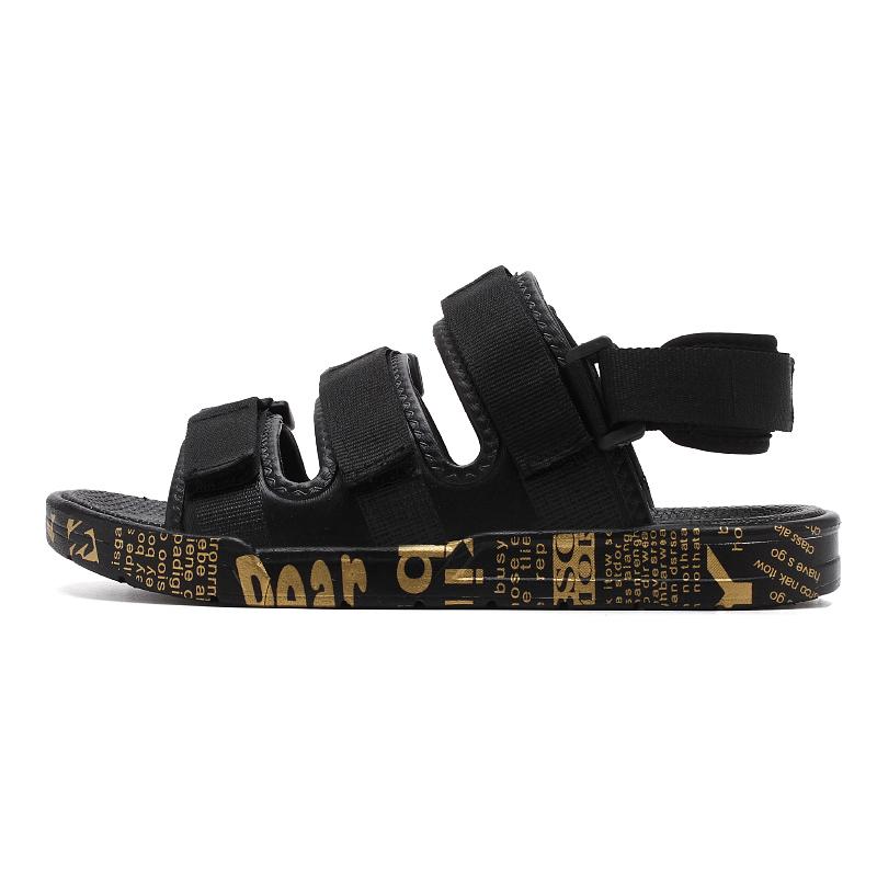 High Quality Non-slip Sandals Wholesale Fashion Men's Summer Sandals  Casual Breathable Kito Men Sandals