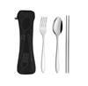 Fork Spoon Chopsticks set