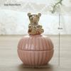 Pink+Gold Bear