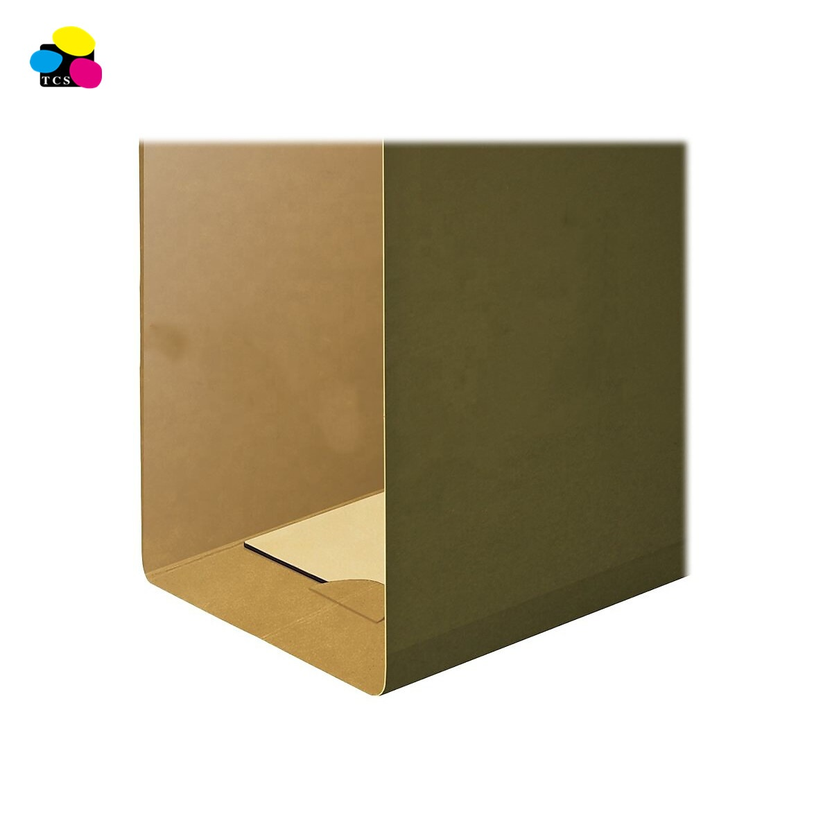 25/Box Legal Size Standard Green Extra 1
