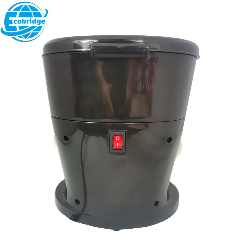 Итальянская полуавтоматическая кофемашина 450 Вт, мини кофеварка с 2 фарфоровыми чашками для дома