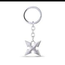 Брелок для ключей Kingdom Hearts, металлический брелок для игры, ювелирные изделия, аксессуары, фигурка соры, игрушка для косплея, подарки(Китай)