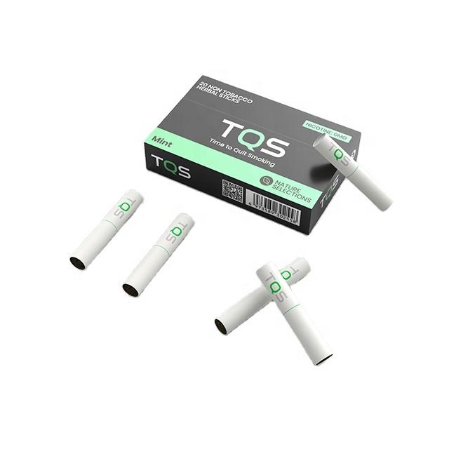 TQS, не сжигает палочки, чайный порошок, никотин, пищевой аромат, добавки, чайные сигареты