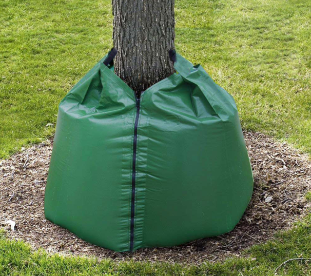 20 gallon pvc eco friendly slow release drip irrigation tree watering bag