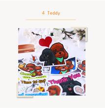 40 шт./пакет собака серии наклейки для скрапбукинга DIY телефон журнал дневник альбом happy план декоративные наклейки(Китай)