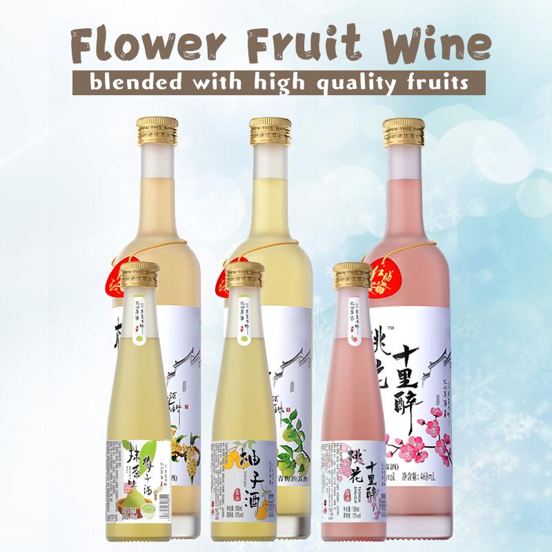 Лидер продаж, бутылка фруктового вина