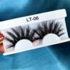 25 mm 3d mink eyelash:LT-06