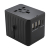 travel adapter PD fast charger QC3.0 6A 3USB international universal power adapter
