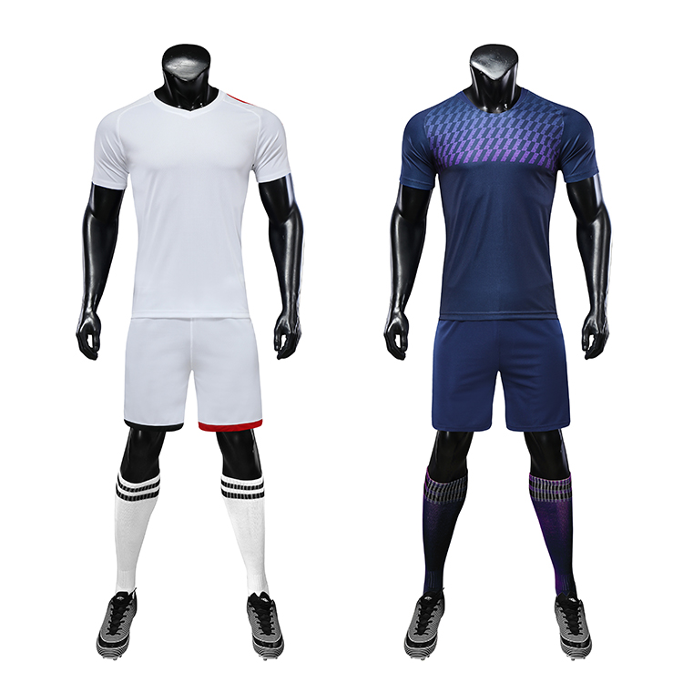 Red Black Soccer Wear With Sublimation Custom Blank Sports Jersey ...