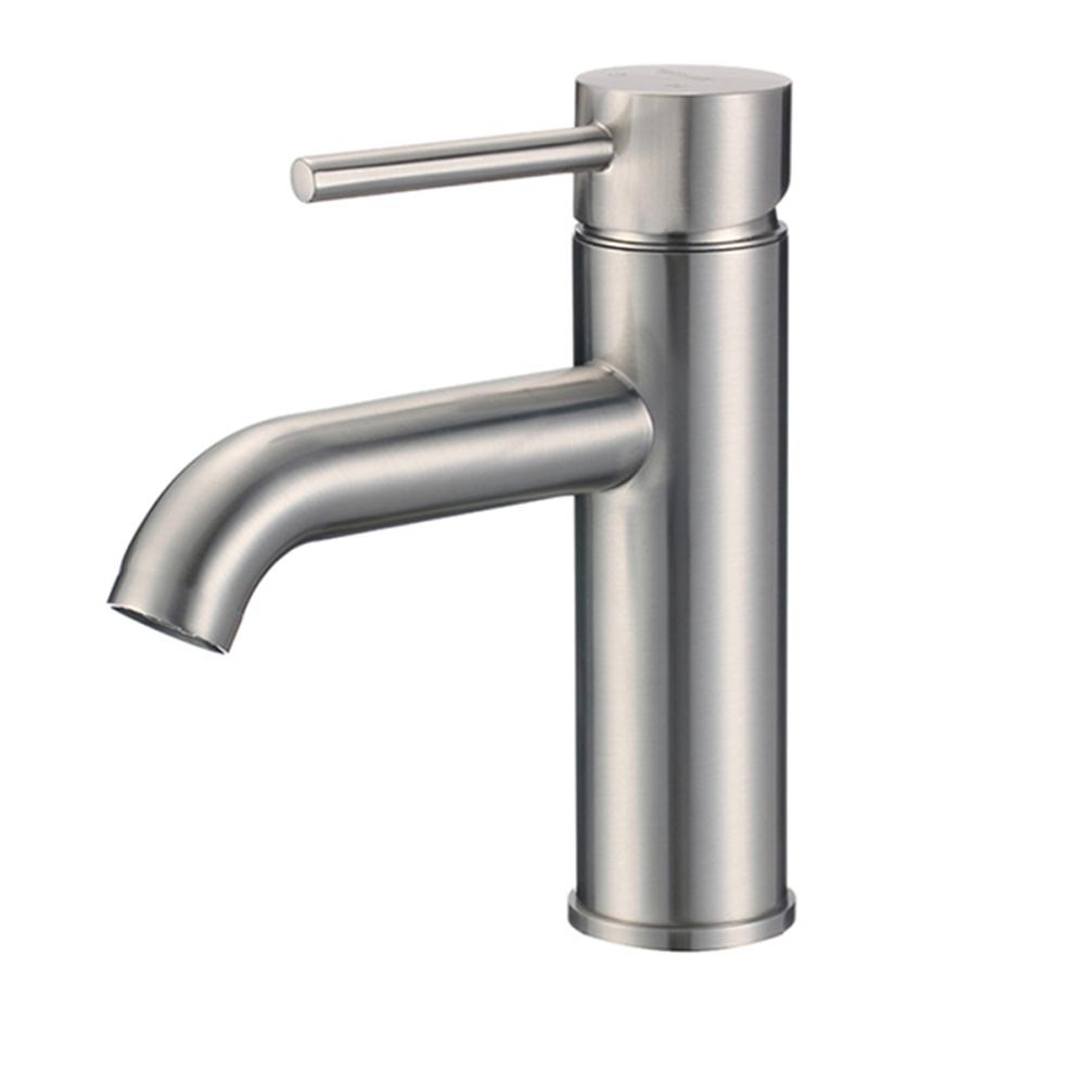 Производство cUPC NSF термостатическое здоровье Необычные одно отверстие Смесители для ванной комнаты