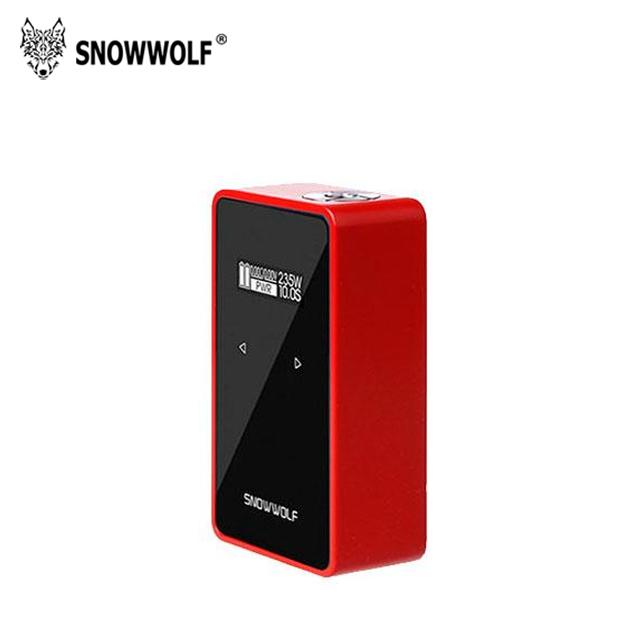 2019 SNOWWOLF 200W C TC Box MOD - MrVaper.net