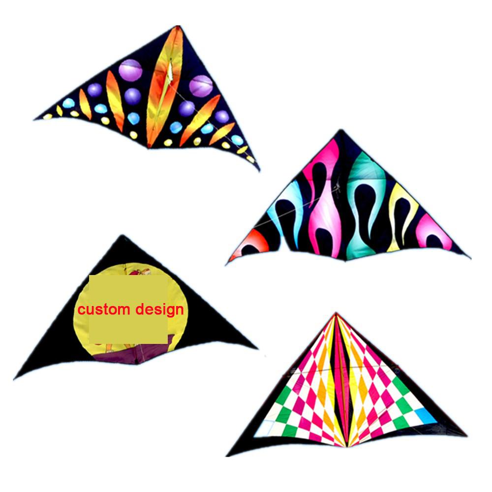 Foldable mini soft kite for promotion advertising