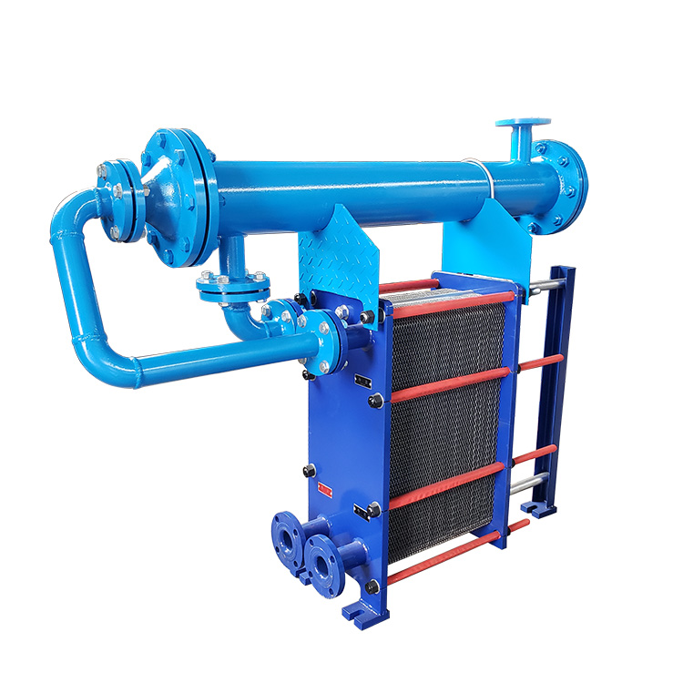 High Quality Floating Coil Vertical Volumetric Heat Exchanger Factory Price Heat Transfer Customized