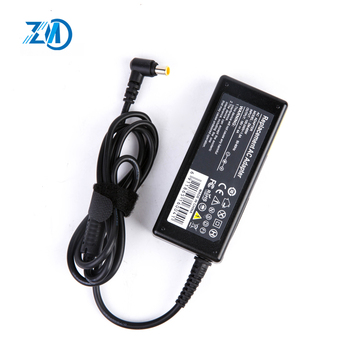 Ac adapter for sony 65w laptop charger 195v 33a 65w laptop charger for sony vaio