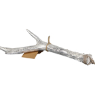 For Holiday European Style Animal Antler For Holiday Gift Antelope Ornament