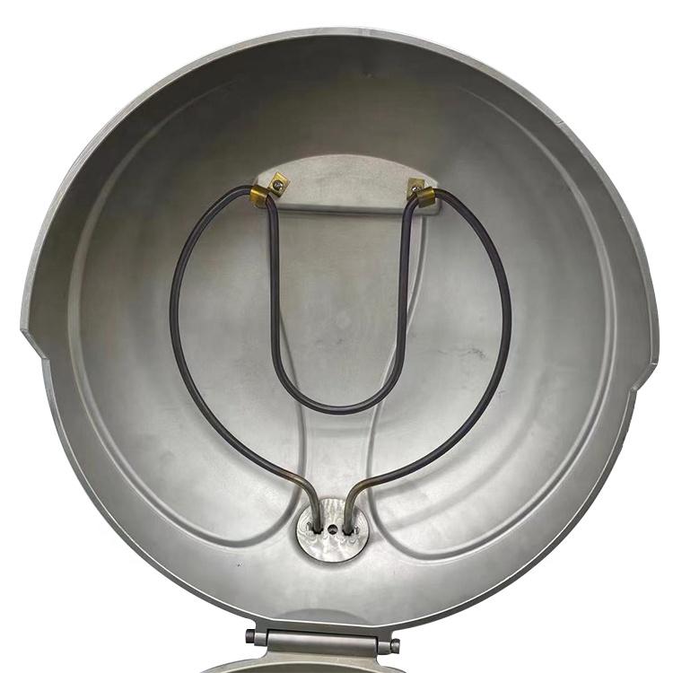 Автономная алюминиевая электрическая Встроенная духовка, электрическая газовая мини-духовка для пиццы, удобная аутентичная электрическая печь для пиццы