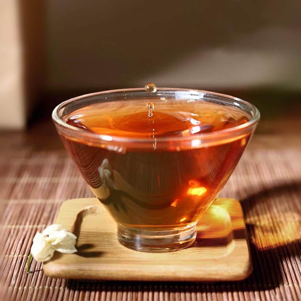 ZSL-BB-014M Chinese Tea Jasmine Black Tea Bulk Detox gift sets - 4uTea | 4uTea.com