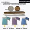 mat+pillow+carry bag