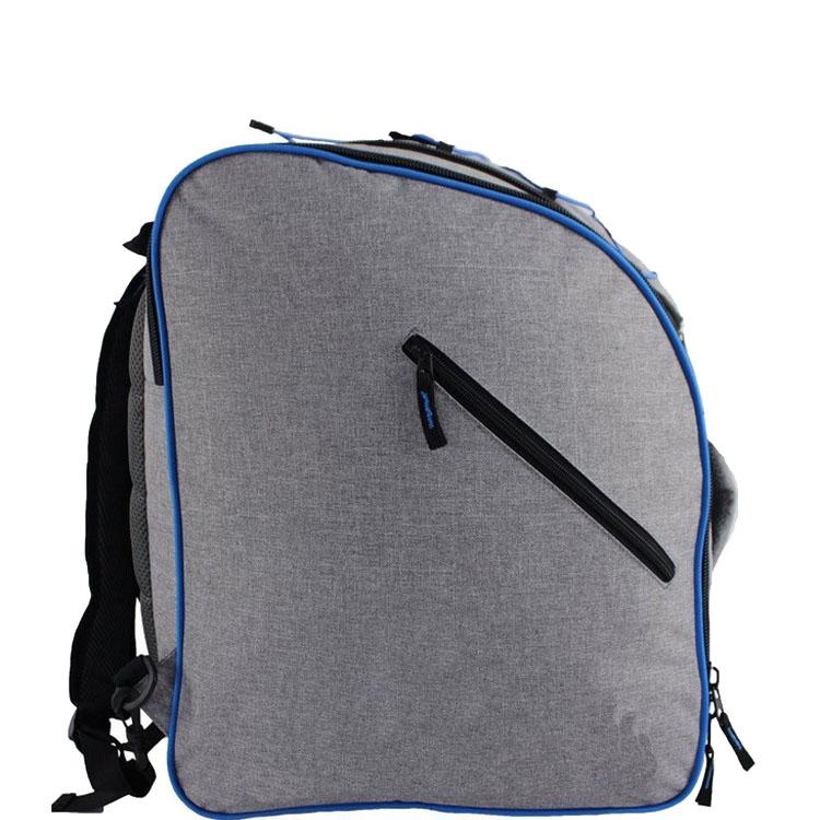 Ski Boot Bag/Backpack-Ski, Snowboard, Large Capacity for Boots, Helmet, Skate Bag