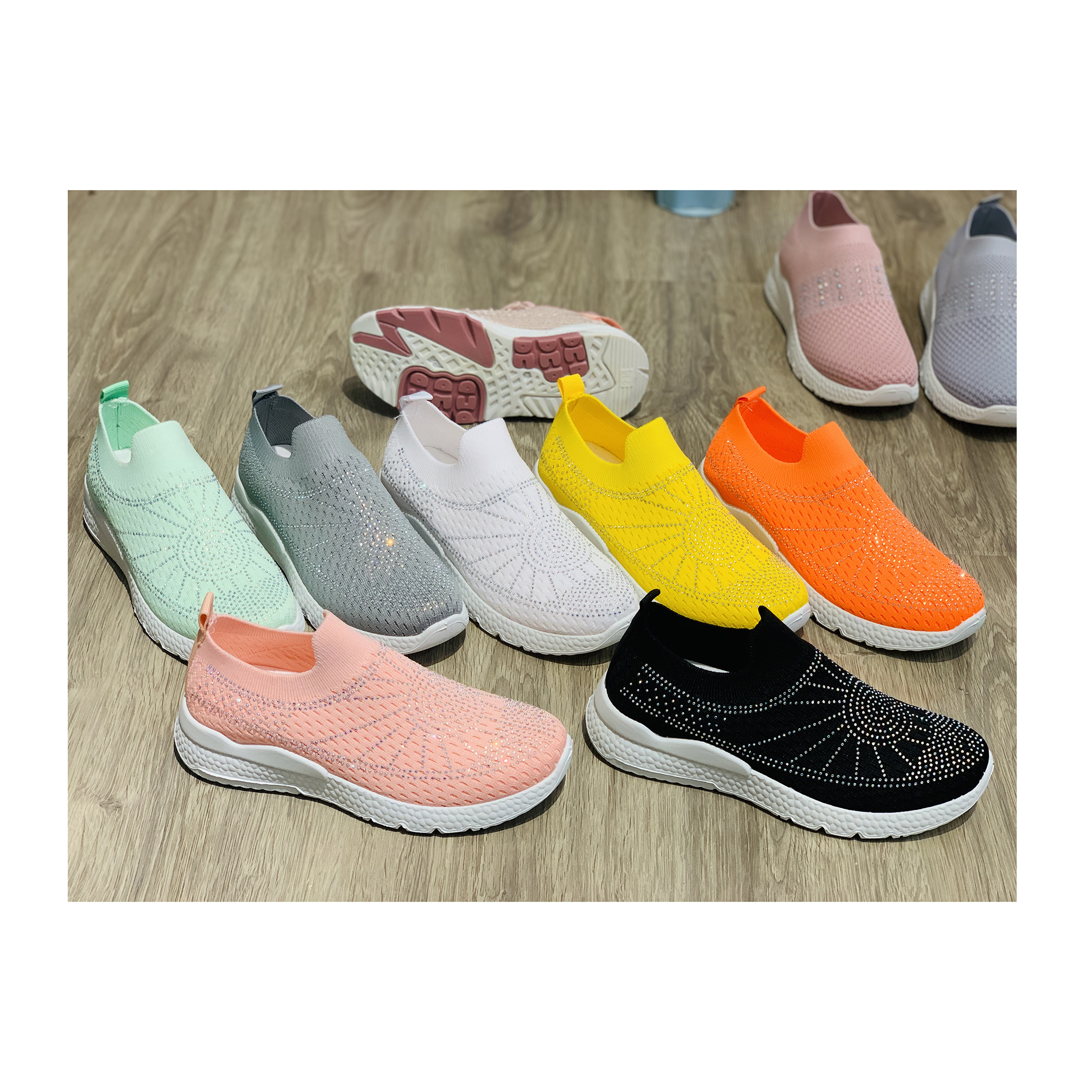 2019 Hot Design Wholesale Clunky Sneaker Men Old School Dad Shoe Fashion Casual Shoe Thick Bottom Height Increasing Shoe