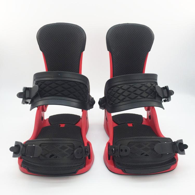 Высококачественные регулируемые крепления для сноуборда на заказ, стильные крепления для сноуборда для взрослых