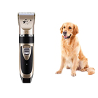 OEM Dog hair pet clipper Low Noise Electric Cat Dog Clipper Dogs Fur Set Cutting Shaver Hair Suction Pet Hair Trimmer Plastic
