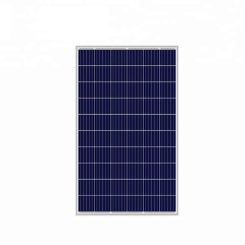 The solar panel manufacturing factory independently produces 60 polysilicon solar panels for sale