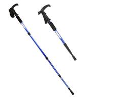 2021 aluminum alloy trekking poles telescopic