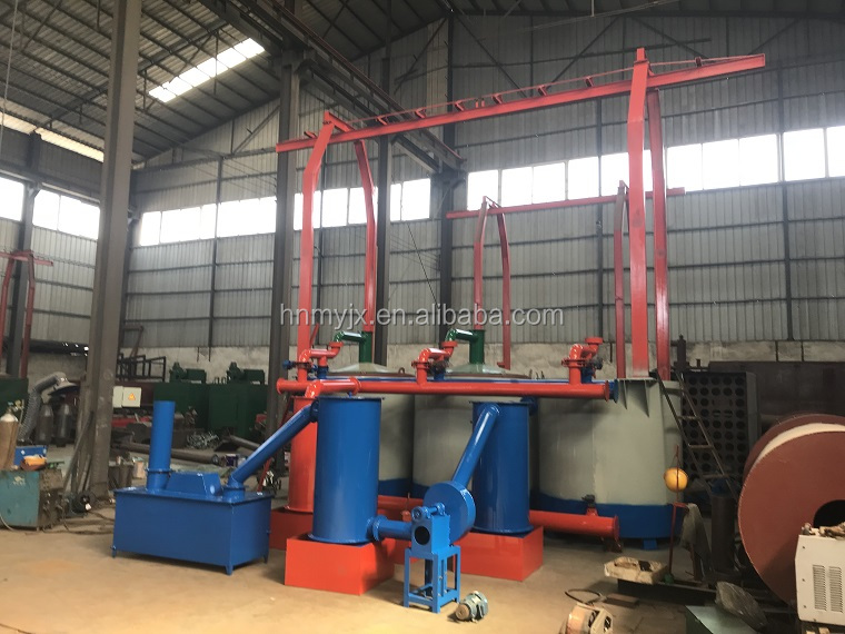 Mingyang Brand Hot Sale Wood Log Charcoal Sawdust Briquette Carbonization Furnace With Factory Price