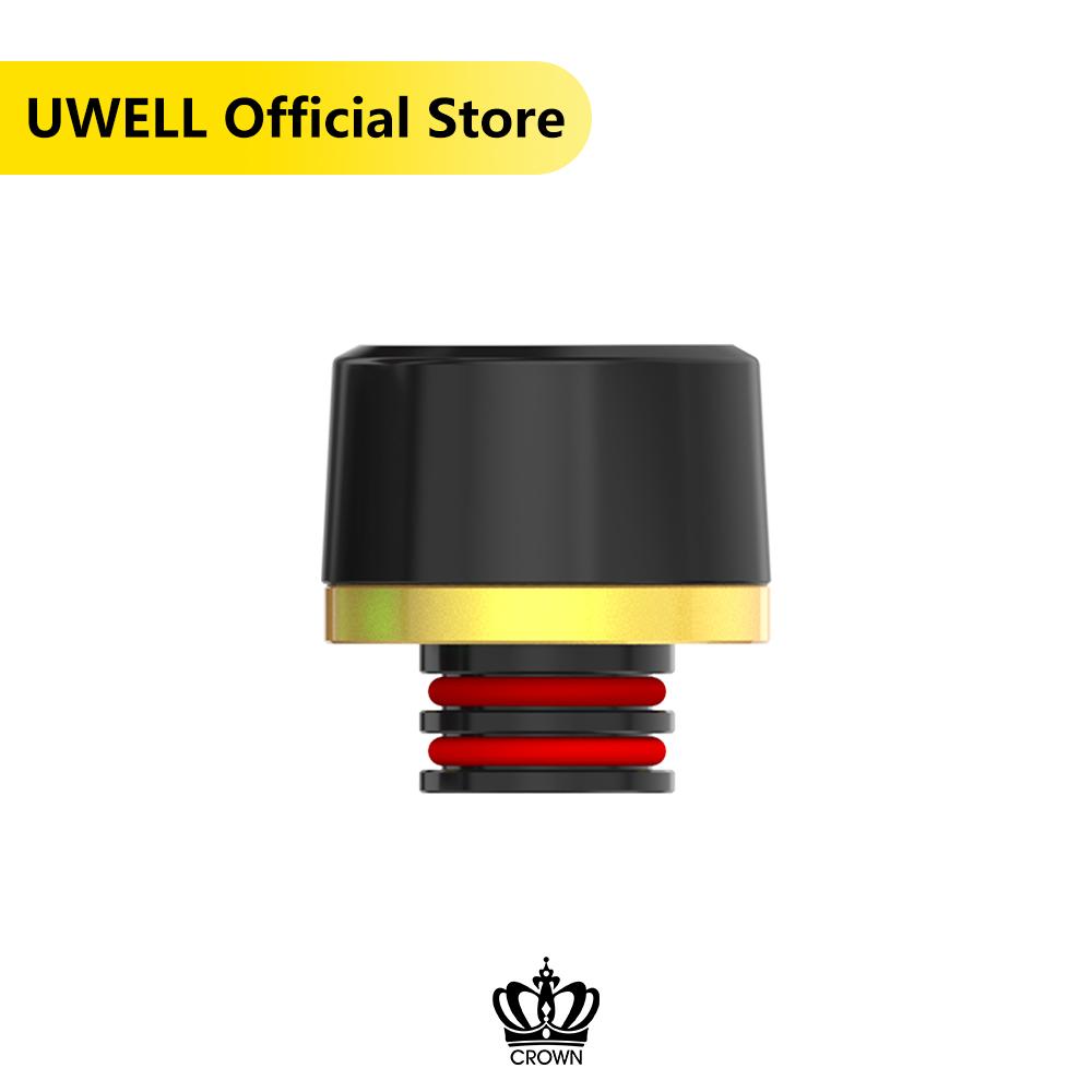 Uwell CROWN 4 Drip Tips vape accessories - MrVaper.net