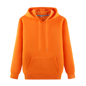 Bojin polyester cotton Hoodie Sweatshirt Unisex Pullover with custom logo