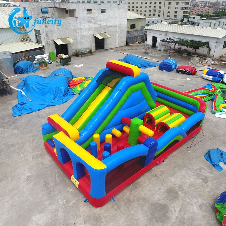 Hot Selling PVC Tarpaulin Inflatable Combo Giant Inflatable Bouncer Jumping Castle for Sale