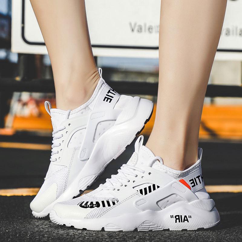 Обувь Harajuku; Спортивная обувь в стиле ретро; Всесезонная модная обувь для пары