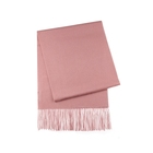 Long Longscarves Long Cashmere Blend Scarf Women Pashmina Shawl Small Shawls Solid Color