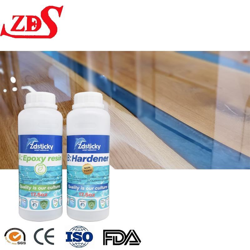 Высокотемпературная эпоксидная/эпоксидная литейная смола для столешницы эпоксидной смолы/набор эпоксидной смолы