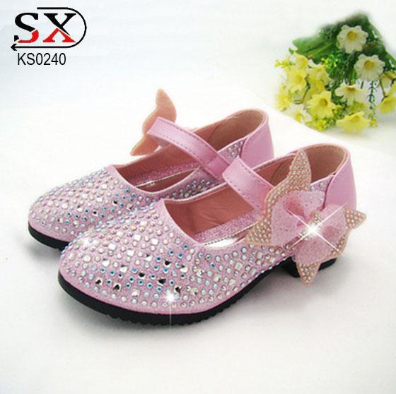 2021 г., оптовая продажа, шикарные блестящие платья для девочек, милая обувь принцессы