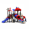 5801M juegos para niños con tobogán 660*510*380cm