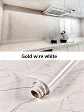 Cozinha & banheiro renovação de mérmore adesivos pvc papel de parede lavatório vara móveis renovaçao(Китай)