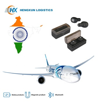 The Most Reliable Transport Agent for Import Products from China to India