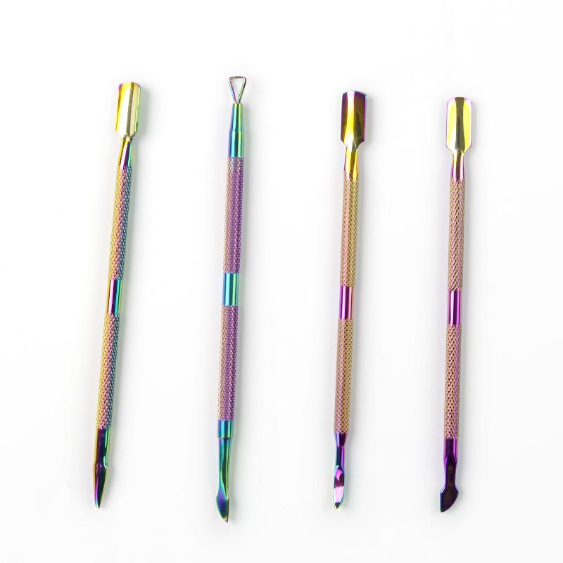 Инструменты для удаления омертвевшей кожи ногтей Ibelieve, средство для удаления лака для ногтей, инструменты для маникюра
