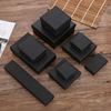 11.5*15.5*7cmPaper tasche-schwarz-schwarz