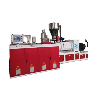 5-35mm PVC Solid Skinning foam board production line WPC foam board machine line