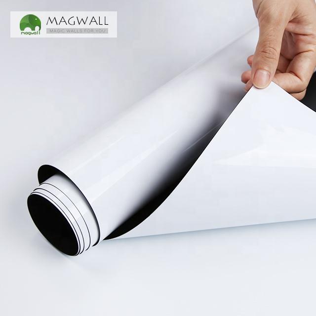Magwall soft self-adhensive school office kid drawing board nails free easy install marker whiteboard whiteboard sheet magnetic - Yola WhiteBoard | szyola.net