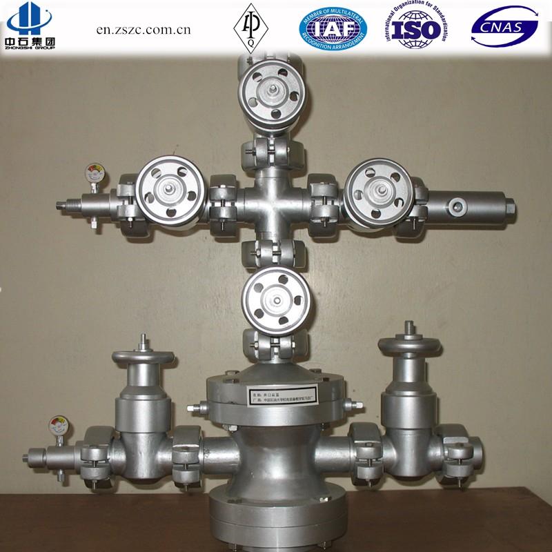 API 6A Petroleum drilling christmas tree / X-mass tree for wellhead / wellhead tools factory supply price