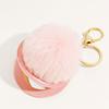 33-Pink fur ball