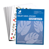 8.5''*11''-(50 Sheets/Pack)