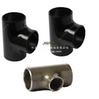 Steel Asme Pipe Astm Pipe Fittings Carbon Steel ASME B16.9 Pipe Fitting Seamless Straight/Reducing Tee SCH40 DN50 ASTM A234 WPB Butt Weld