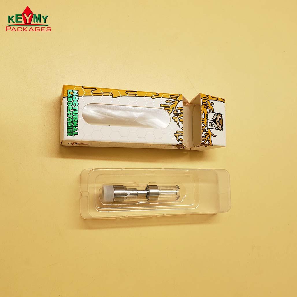 Индивидуальная Роскошная блистерная упаковка для вейпа с цветной коробкой