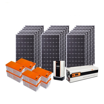 Wholesale new green energy 1000va 3000W 8000w solar power system, solar generator 2020